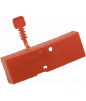 Чехол на ножи ручных ледобуров MORA ICE Easy диам 175 мм (цвет красный)