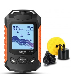 Рыбопоисковый эхолот Lucky FL168D