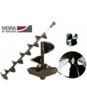 Шнек для электроледобуров и мотоледобуров MORA ICE Arctic(диаметр 200мм, лезвия EZCut)