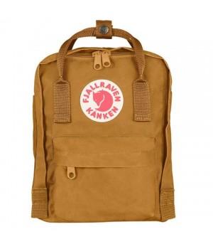 Рюкзак Fjallraven Kanken Mini, коричневый, 20х13х29 см, 7 л