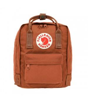 Рюкзак Fjallraven Kanken Mini, оранжевый, 20х13х29 см, 7 л