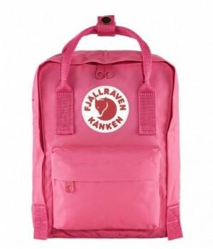 Рюкзак Fjallraven Kanken Mini, розовый, 20х13х29 см, 7 л