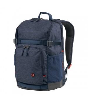 Рюкзак Wenger 16'', синий, 30x25x45 см, 24 л