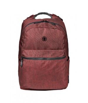 Рюкзак Wenger Urban Contemporary 14'', бордовый, 31x24x42 см, 22 л