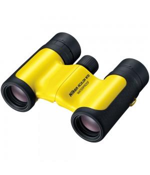 Бинокль Nikon Aculon W10 8X21 желтый