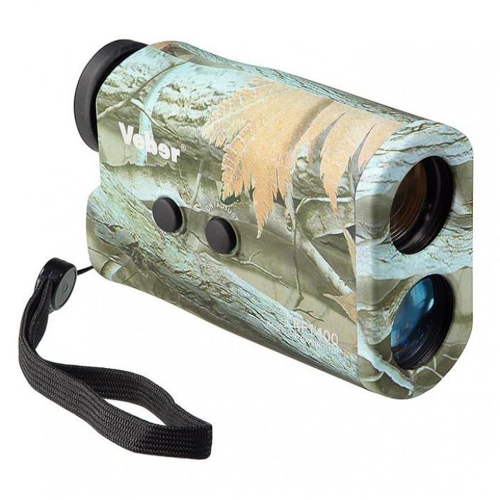 Дальномер лазерный Veber 8x30 LRF1400 Camo