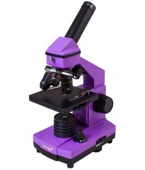 Микроскоп Levenhuk Rainbow 2L Amethyst (Аметист)