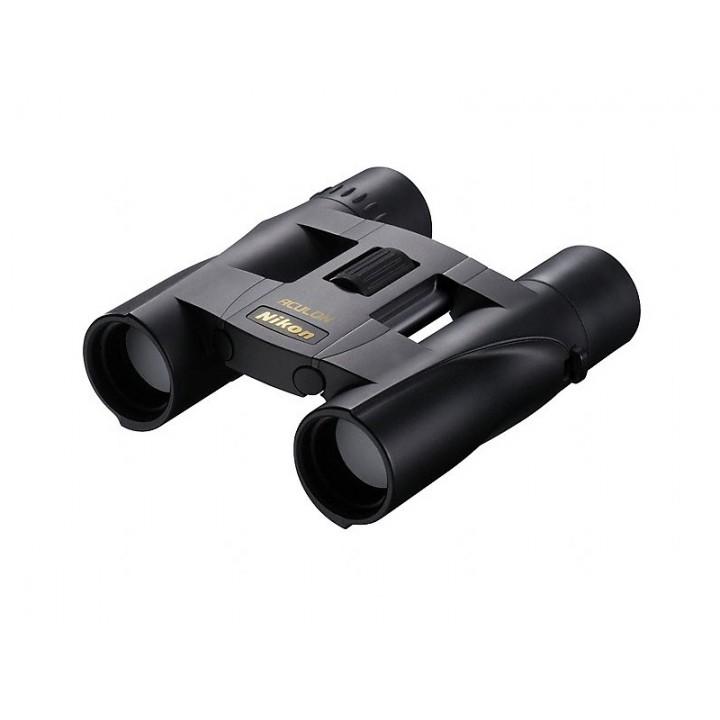 Бинокль Nikon Aculon A30 8x25 черный