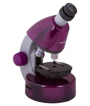 Микроскоп Levenhuk LabZZ M101 AmethystАметист