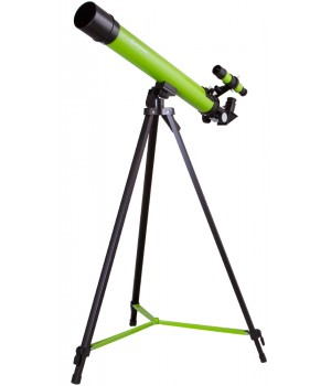 Телескоп Bresser Junior Space Explorer 45/600, зеленый