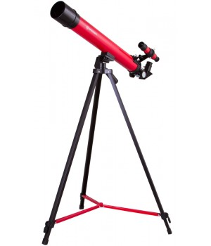 Телескоп Bresser Junior Space Explorer 45/600, красный