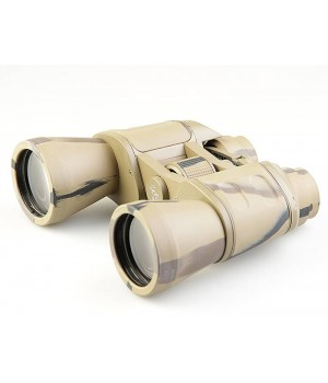 Бинокль Veber Classic БПШЦ 10x50 VRWA камуфлированный