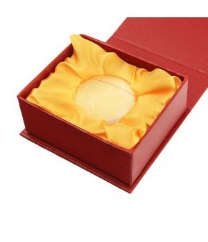 Лупа линза Veber 6911 4x, в подарочной коробке