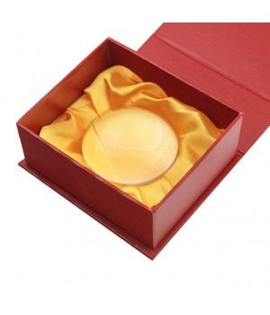 Лупа линза Veber 6912 4х, в подарочной коробке