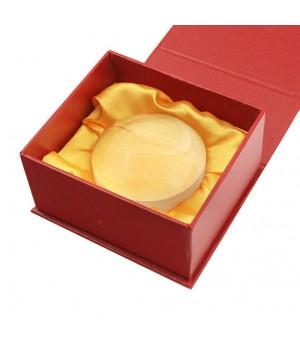 Лупа линза Veber 6913 4х, в подарочной коробке