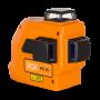Лазерный уровень (нивелир) RGK PR-3D