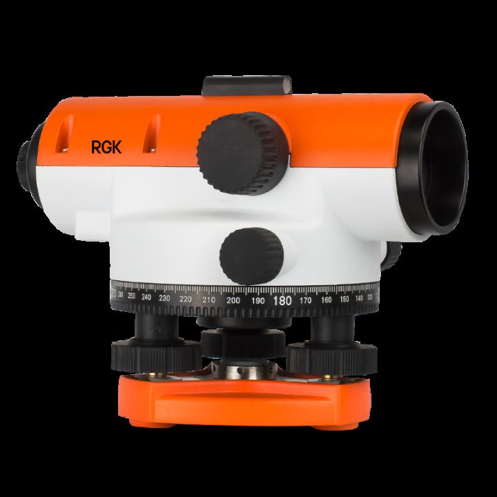Нивелир оптический RGK C-20 с поверкой