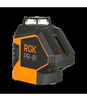 Лазерный уровень (нивелир) RGK PR-81